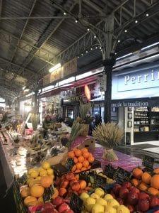 Provencal market Antibes