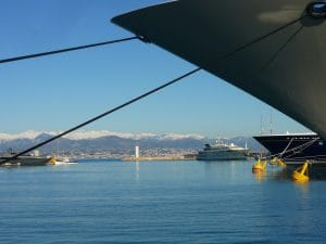 The Yacht harbor and The Nomade | Things to do