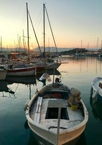 The-yacht-harour Antibes