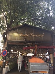 Marche Provencal | Things to do
